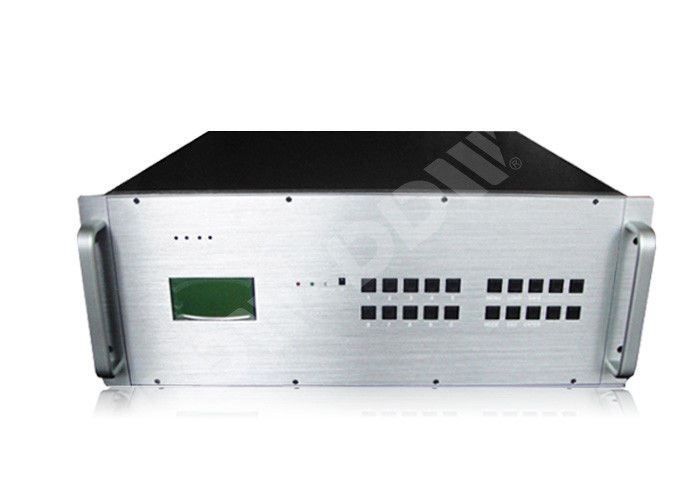 TFT 2x3 Video Wall Controller Security Cctv Windows 1920X1080p Input VGA DVI HDMIx2