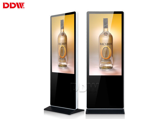 82 inch 1920x1080 FHD self service touch screen kiosk signage advertising player  DDW-AD8201S